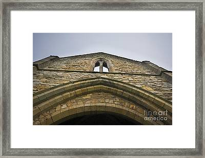 The Gatehouse Framed Print