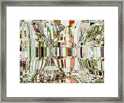 The Gathering Framed Print by Ann Johndro-Collins