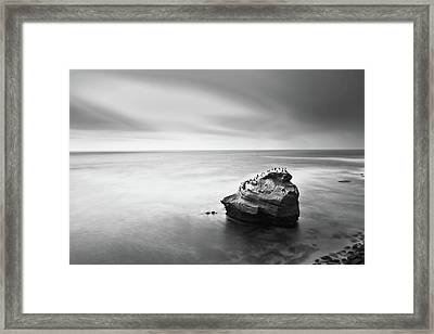 The Gathering Framed Print by Ryan Weddle