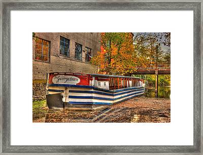 The Georgetown 2 Framed Print
