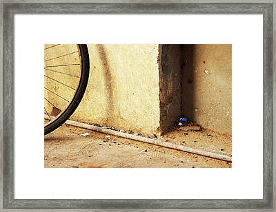 The Get-together  Framed Print by Prakash Ghai