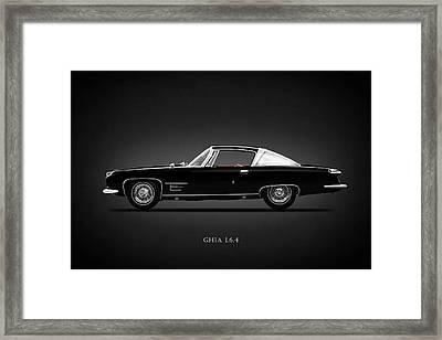 The Ghia L6 Point 4 Framed Print