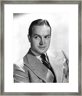 The Ghost Breakers, Bob Hope, 1940 Framed Print