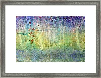 The Ghost Forest Framed Print by Tara Turner