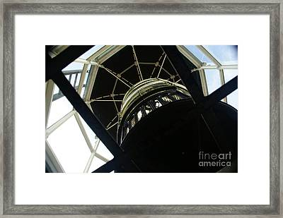 The Ghost Within Framed Print