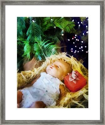The Gift Framed Print by Francesa Miller