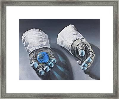 The Gift Of Apollo Framed Print by Simon Kregar