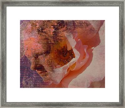 The Gift Of Hearing Framed Print