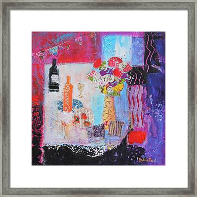 The Gifts Framed Print by Sylvia Paul