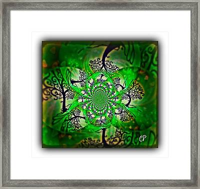 The Giving Tree Framed Print