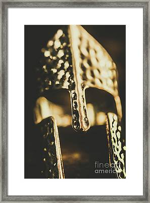 The Gladiators Tale Framed Print by Jorgo Photography - Wall Art Gallery