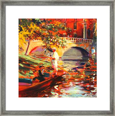 The Glittering Prize Framed Print by Peter Graham