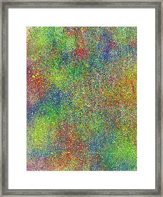 The God Particles #543 Framed Print