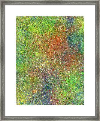 The God Particles #544 Framed Print