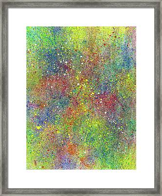 The God Particles #546 Framed Print