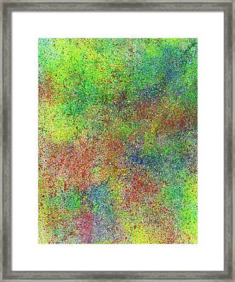 The God Particles #550 Framed Print