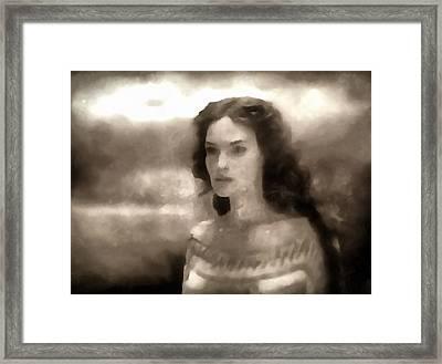 The Goddess Hera Framed Print
