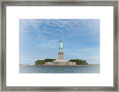 The Goddess Looks To The East Framed Print