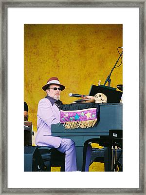 The Good Doctor Framed Print by David Fields