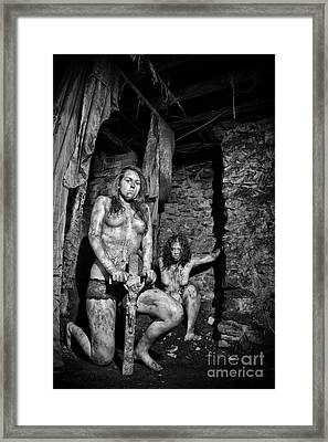 The Good Girls Club By Mary Bassett Framed Print