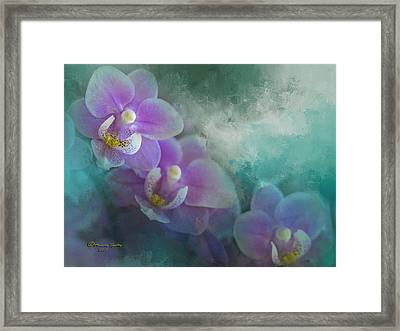 The Good Showing Framed Print