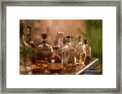 The Good Stuff Framed Print