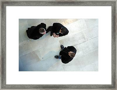 The Good The Bad And The Ugly Framed Print by Jez C Self