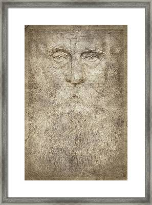 The Gospel Of John Framed Print