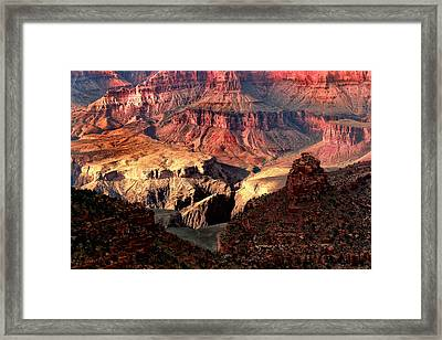 The Grand Canyon I Framed Print by Tom Prendergast