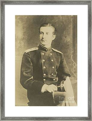 The Grand Duke Nikolai  Framed Print