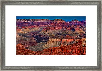 The Grand Experience Framed Print