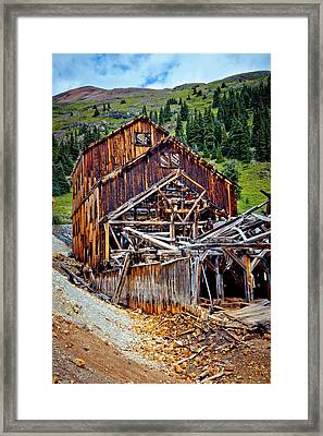The Grand Frisco Mill Framed Print