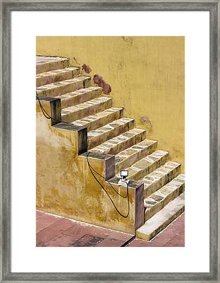 The Grand Welcome  Framed Print by Prakash Ghai
