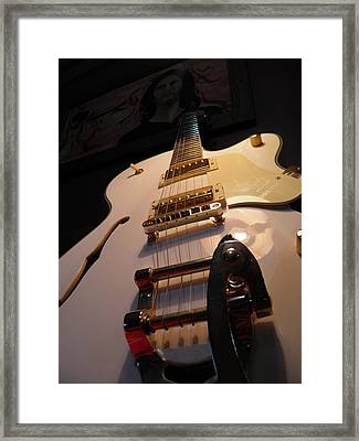 The Grandeur Of Music Framed Print by Alexandre Lafreniere