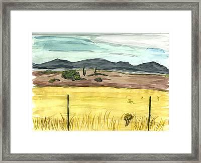 The Great Basin Utah Framed Print by Kevin Callahan