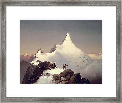 The Great Bellringer Framed Print