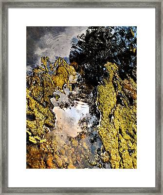 The Great Divide Framed Print by SeVen Sumet