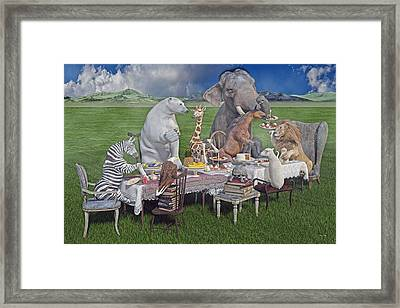 The Great Escape Framed Print by Betsy Knapp