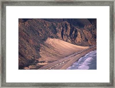 The Great Sand Dune Framed Print by Soli Deo Gloria Wilderness And Wildlife Photography