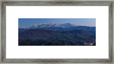 The Great Smoky Mountains Framed Print by Everet Regal
