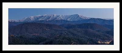 Gatlinburg Tennessee Framed Prints