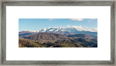 The Great Smoky Mountains II Framed Print