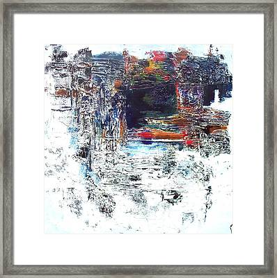 The Grotto Framed Print by Jane Robinson