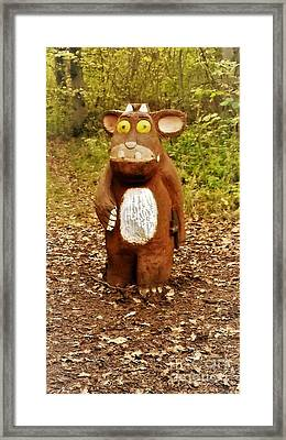 The Gruffalo Framed Print