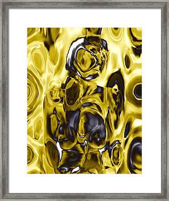 The Guardian Framed Print by Kurt Van Wagner