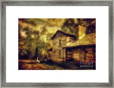 The Guardian Framed Print by Lois Bryan