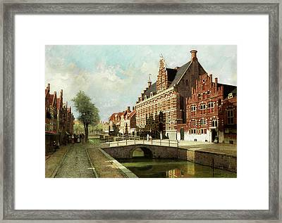 The Hague Framed Print