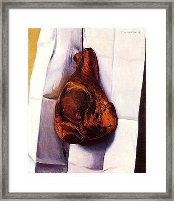The Ham Framed Print by Pg Reproductions