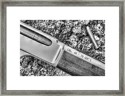 The Hammer  Framed Print by JC Findley