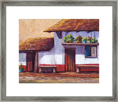 The Hanging Garden Framed Print by Candy Mayer